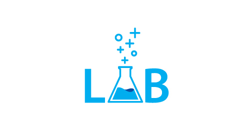 Lab logo rlablogo ideas on pinterest labs logos and logo design