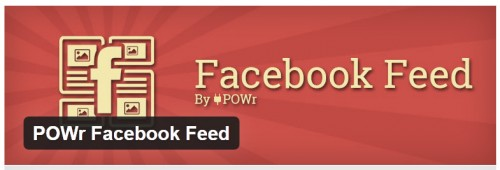 POWr Facebook Feed
