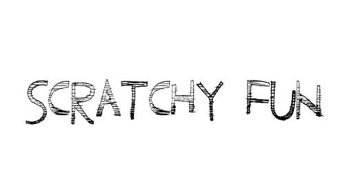 Scratchy Fun