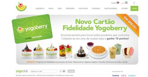 Yogoberry Brazil