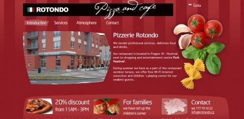 Rotondo Pizzeria