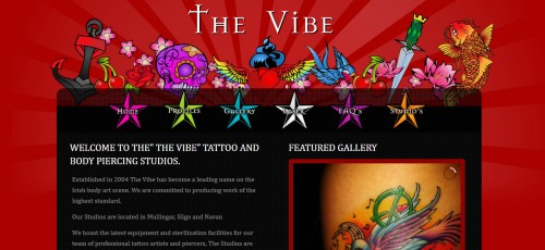 The Vibe Tattoos