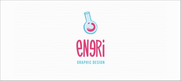 Flask Logo Designs