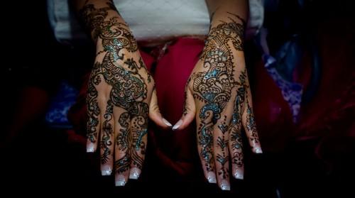 Fantastic Hand Mehndi Art