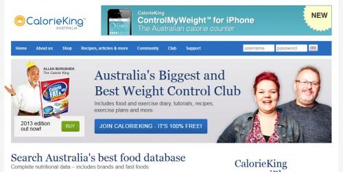 CalorieKing