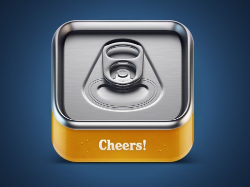 Cheers iOS Icon
