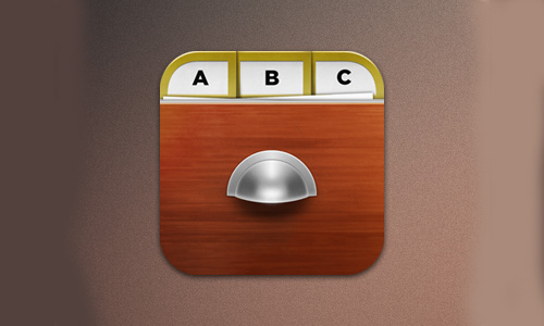 Dir App Icon - iOS