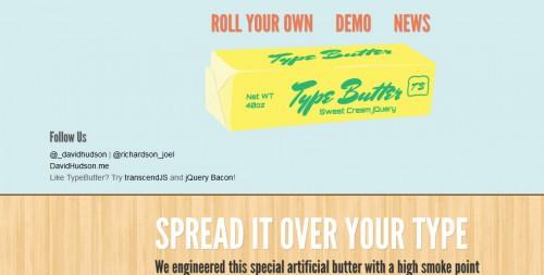 TypeButter
