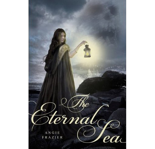 Book Cover - The Eternal Sea