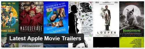 Latest Apple Movie Trailers