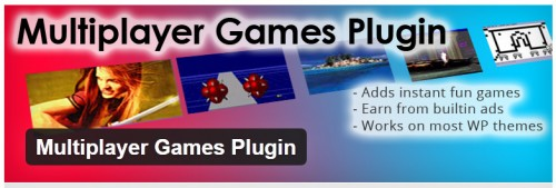 Multiplayer Games Plugin