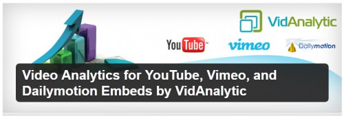 Video Analytics for YouTube, Vimeo
