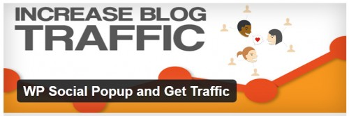 WP Social Popup and Get Traffic