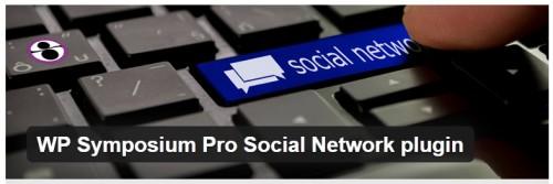 WP Symposium Pro Social Network
