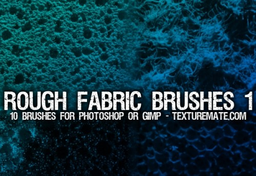 10 Free Rough Fabric Sponge Brushes