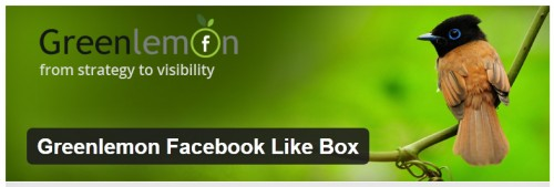 Greenlemon Facebook Like Box