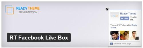 RT Facebook Like Box