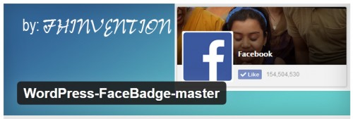 WordPress FaceBadge Master