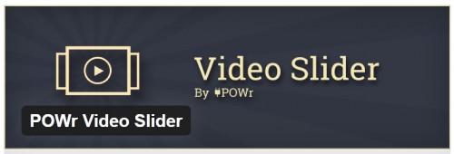 POWr Video Slider