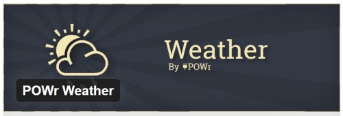 POWr Weather