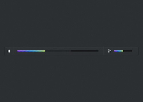 Bold Music Player