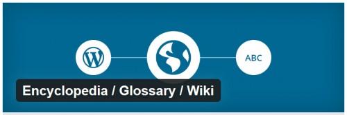 Encyclopedia / Glossary / Wiki