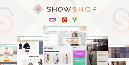Showshop - Clean Fashion WooCommerce Theme