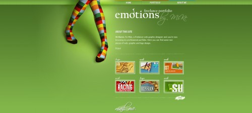Emotions by Mike