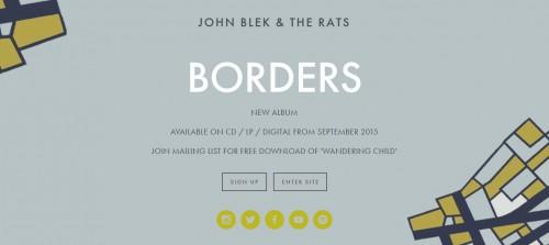 John Blek & The Rats