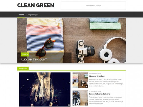 WP Clean Green