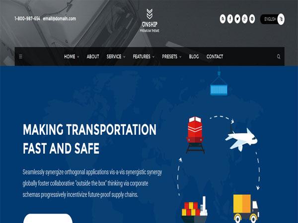 Unship TransPort